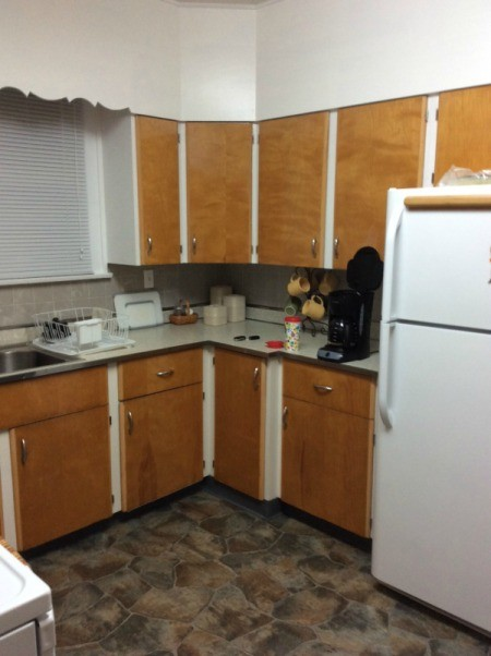 Retro Kitchen Paint Color Advice