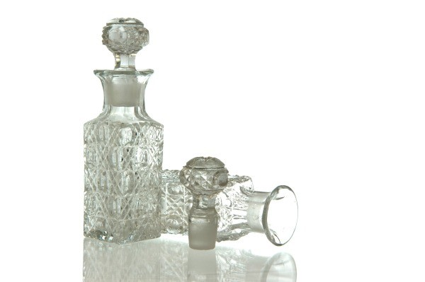 Cleaning Glass Decanters
