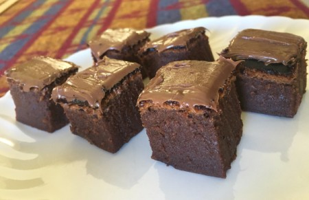 Two Ingredient Brownies