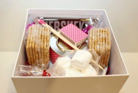 S'mores for Two Gift Box