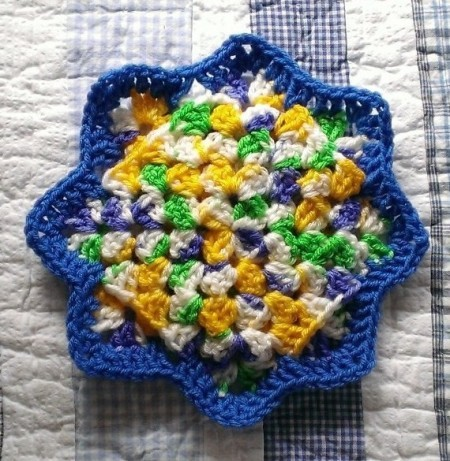 Kitchen Crochet Trio (Magnet, Coasters, and Hotpads)