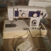 Manual for Dressmaker Sewing Machine