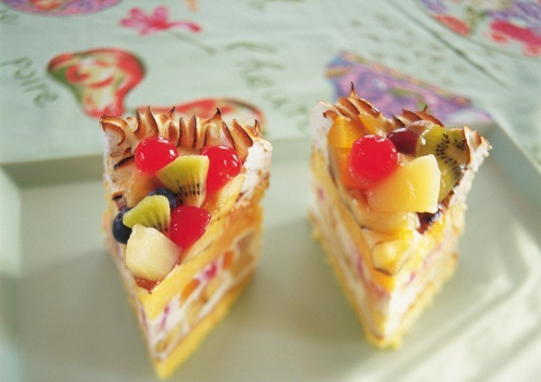 fruit cake recipes fruit cocktail tree