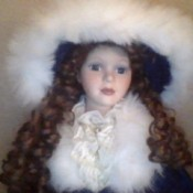 Porcelain Doll Identification