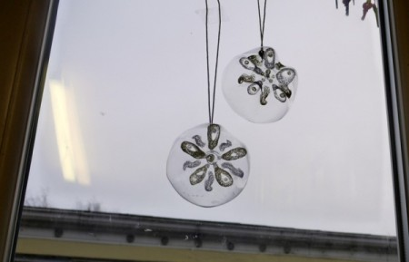 plastic bottle sun catchers