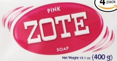 Buying Zote Soap
