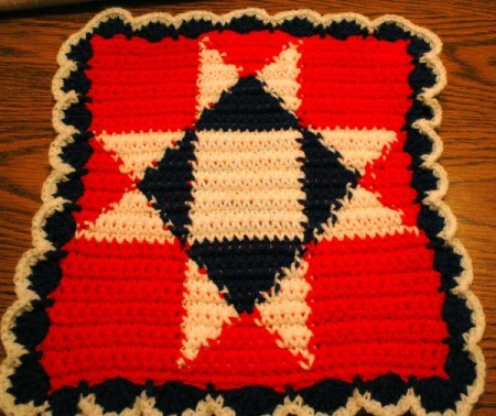 Crocheting Using Graphs and Charts