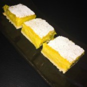 Mango Lime Bars Recipe
