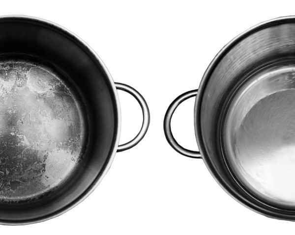 Cleaning Stainless Steel Cookware Thriftyfun