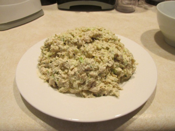 Jackie's Chicken Salad