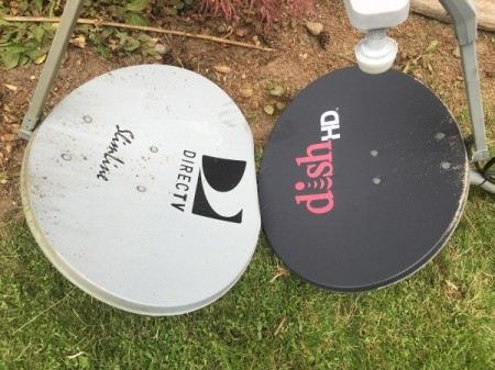Dish and Direct TV Dishes