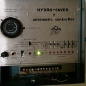 sprinkler control box