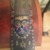 Identifying a Carved Wood Mask