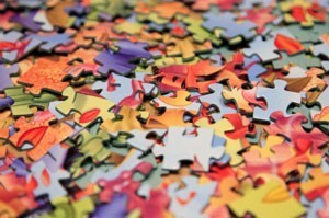Uses for Jigsaw Puzzle Pieces
