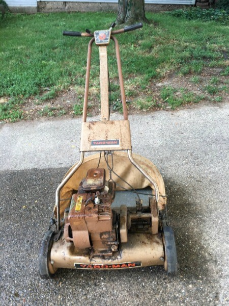 Year and Value of Lawnmower