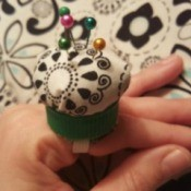 Ring Pincushion