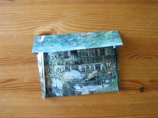 Recycled Envelopes and Note Cards