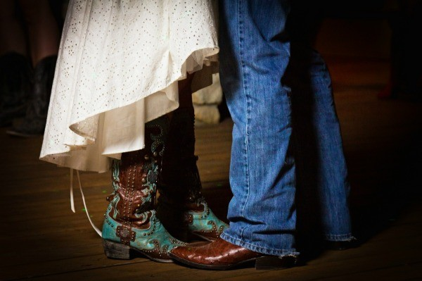 Wearing Jeans and Boots at Wedding | ThriftyFun