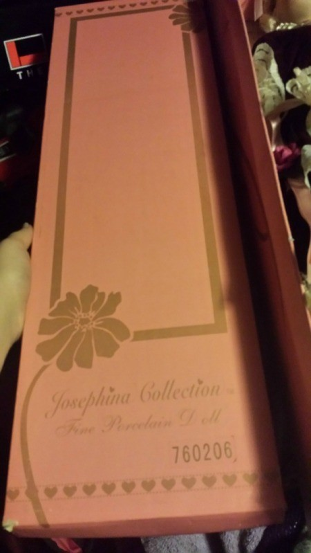 Value of Josephina Collection Porcelain Doll