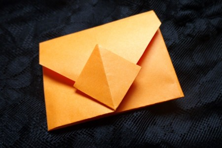 Making an Origami Envelope | ThriftyFun - photo#10