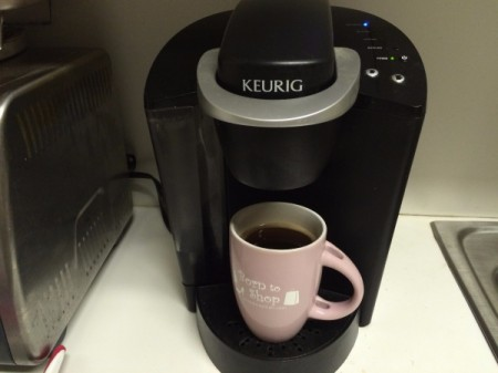 Using Reusable K-Cups