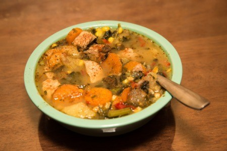 Pork and Vegetable Harvest Stew