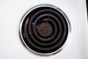 Removing Burnt Rings on Stovetop