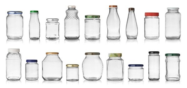 Removing Odors from Glass Jars