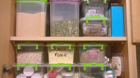 Choosing Storage Containers