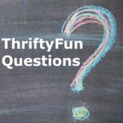 Logo for ThriftyFun Questions
