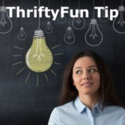 Logo for ThriftyFun Tips
