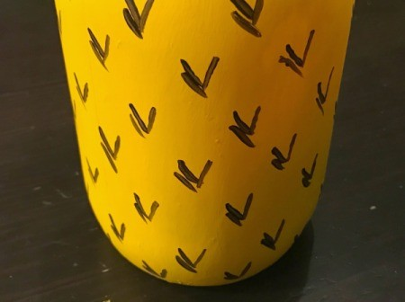 Pineapple Gift Jar