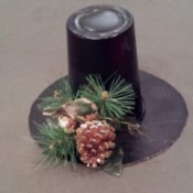 Decorative Top Hat