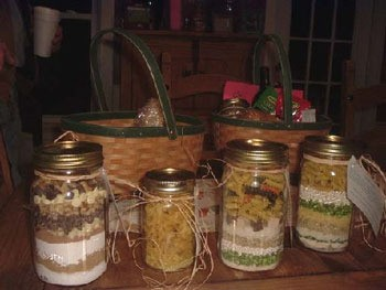 Friendship Soup Mix in a Jar