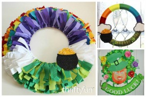 St. Patrick's Day Wreath Ideas