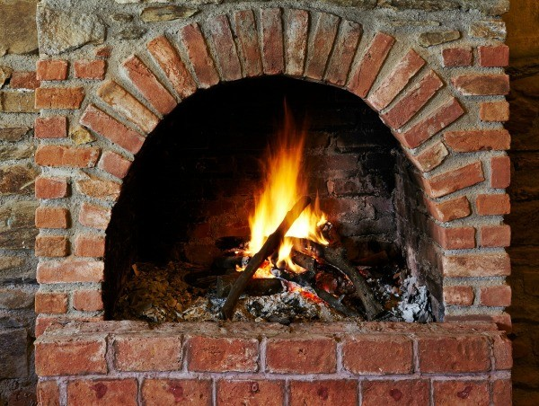 Clean Soot From Fireplace How Do You Clean A Sandstone Fireplace Reference Com Painted Brick
