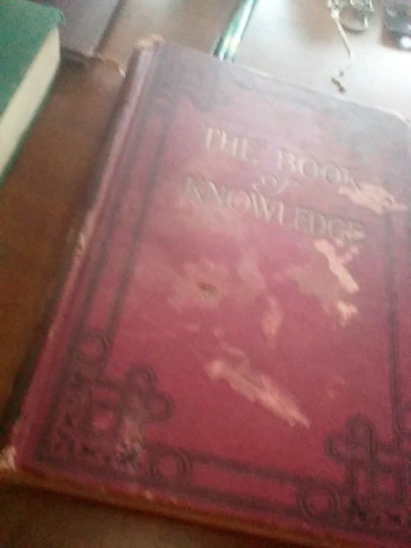 Information on Old Book of Knowledge