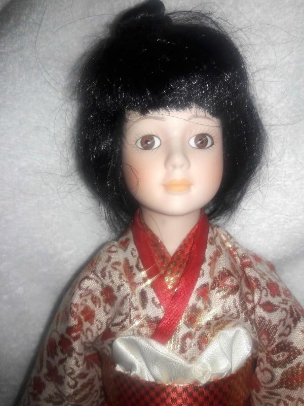 Porcelain Dolls Value 28 Images Franklin Heirloom Dolls Elizabeth Ann Porcelain Doll