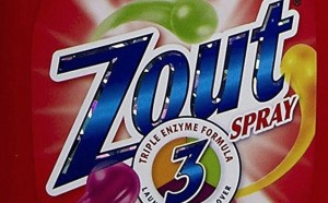 Zout Stain Remover