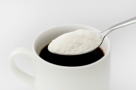 Powdered
