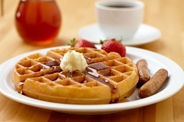 Copycat waffle house waffle recipe thriftyfun for American continental cuisine