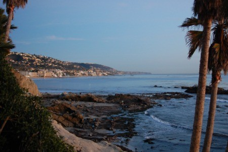 Laguna Beach in the day.