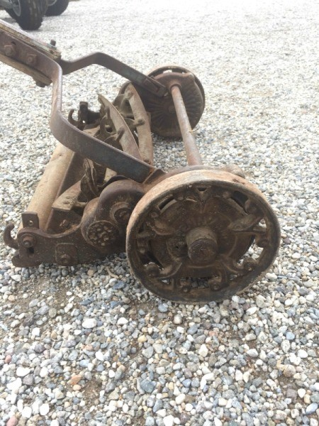 Age and Value of Antique Lawnmower