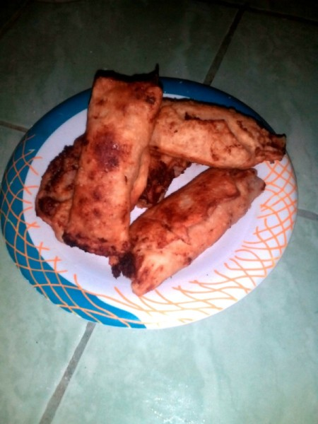 fried tuna pockets
