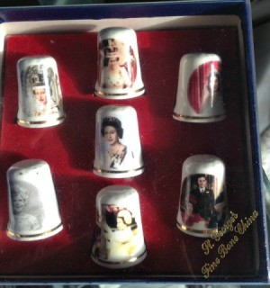 Value of Collectable Thimbles