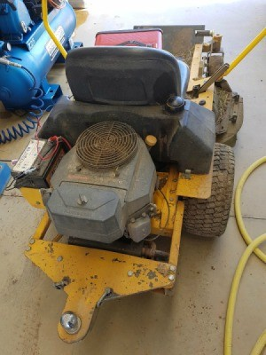 Trouble Starting Kawasaki 
