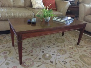 Information and Value of Mersman 7642 Cocktail Table - coffee table