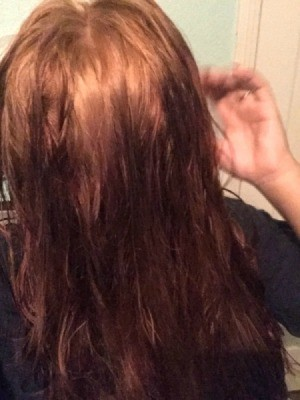 Fixing Roots After Dyeing Hair