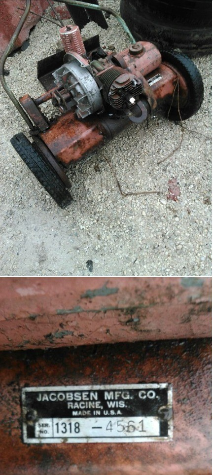 Name and Value of This Mower