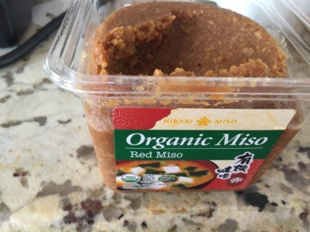 miso container